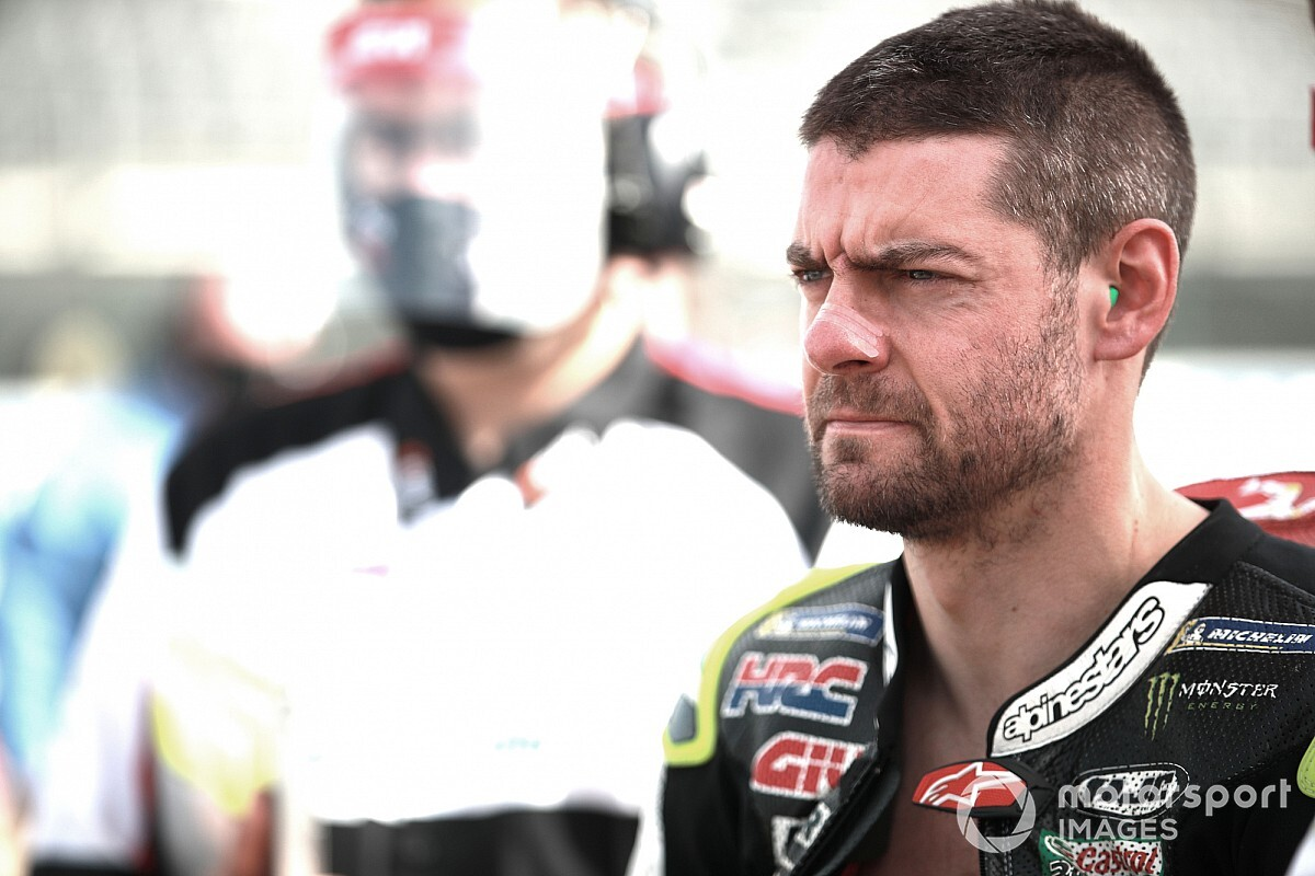 Crutchlow joins Yamaha as MotoGP test rider for 2021