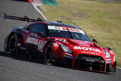 Nissan downplays title chances despite shock Suzuka win