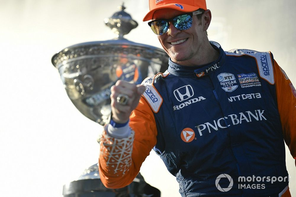 How Dixon won his sixth IndyCar title, in his own words
