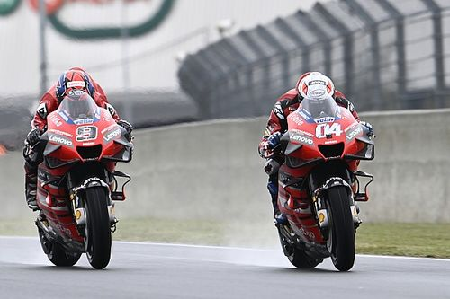 Sejumlah Alasan Halangi Pembalap Ducati Juara Dunia