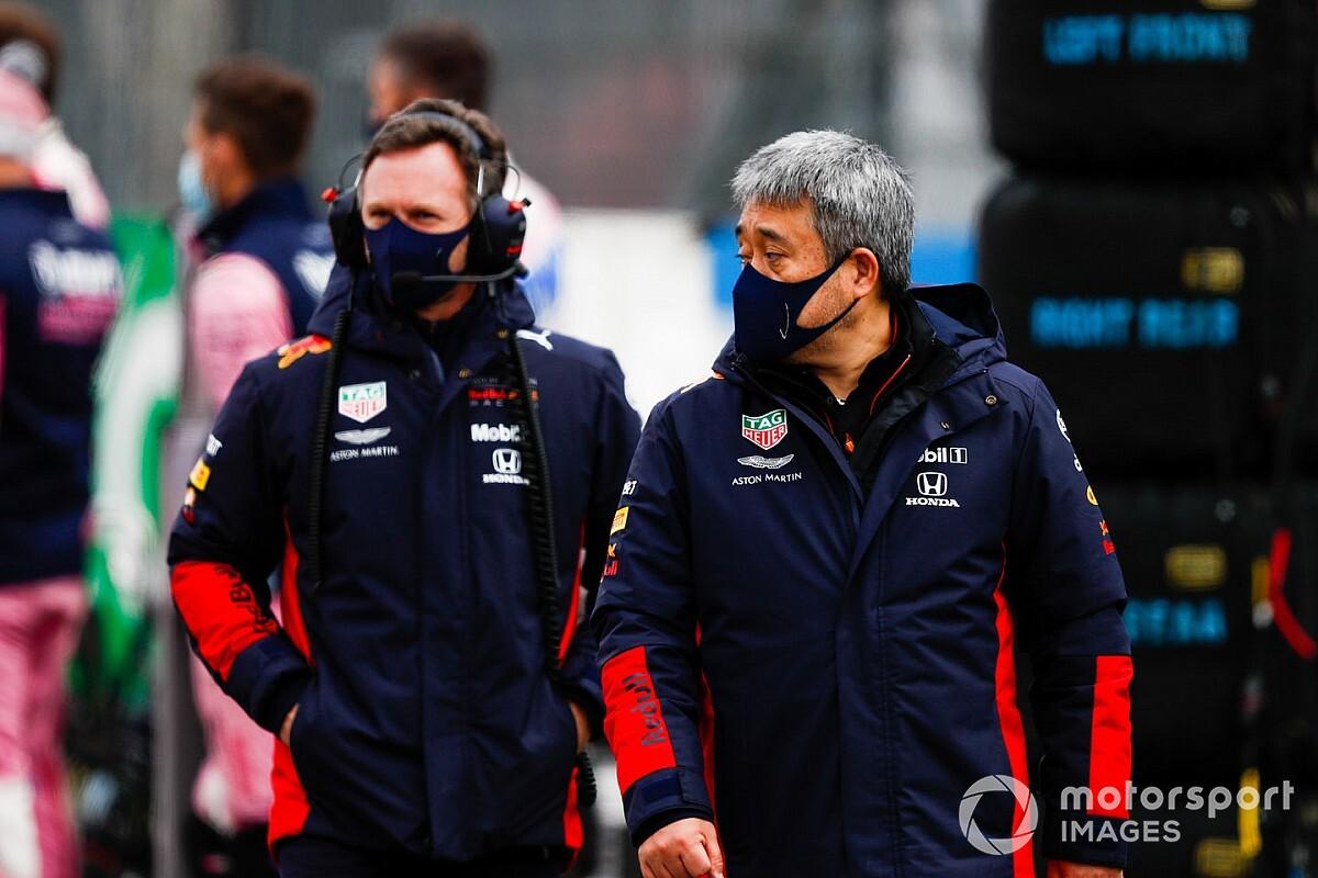 Red Bull сохранит моторы Honda после 2021 года. Но строить их будет сама