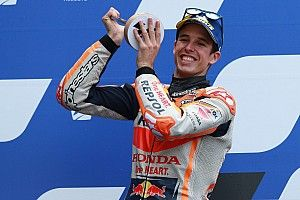 "Podium in wet race ""doesn't mean that much"" – Marquez"