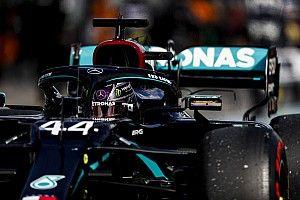F1: Hamilton não dá chance para rivais e vence GP de Eifel, igualando as 91 vitórias de Schumacher