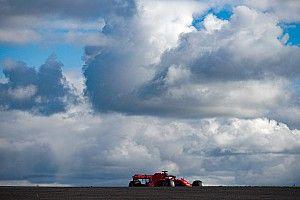 Weerbericht F1 GP van Portugal: Zonnige start, zondag mogelijk nat