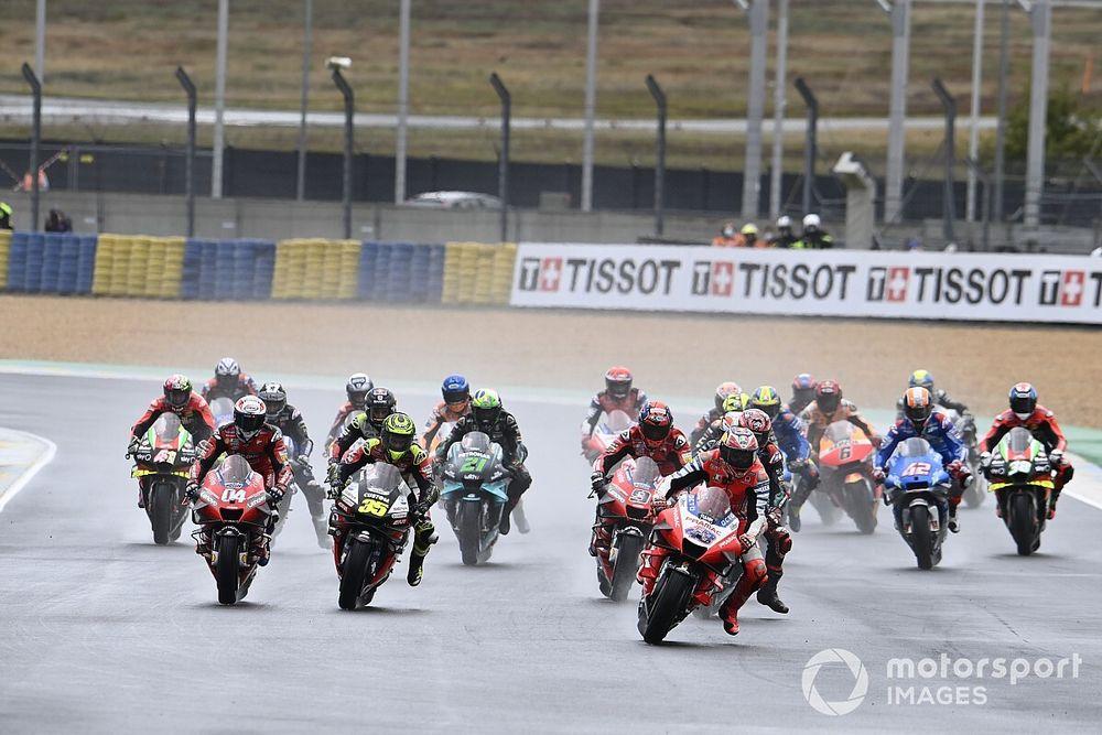 El vuelta a vuelta del Gran Premio de Francia 2020 de MotoGP