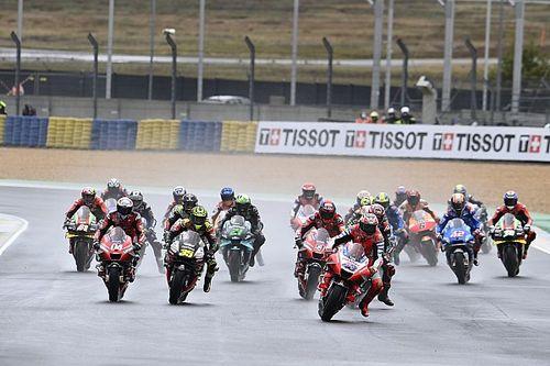 MotoGP Frankreich 2020: Die animierte Rundentabelle