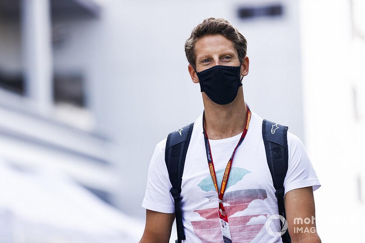 F1: Grosjean rejeita Indy, mas vê opções na F-E e WEC caso perca vaga na Haas