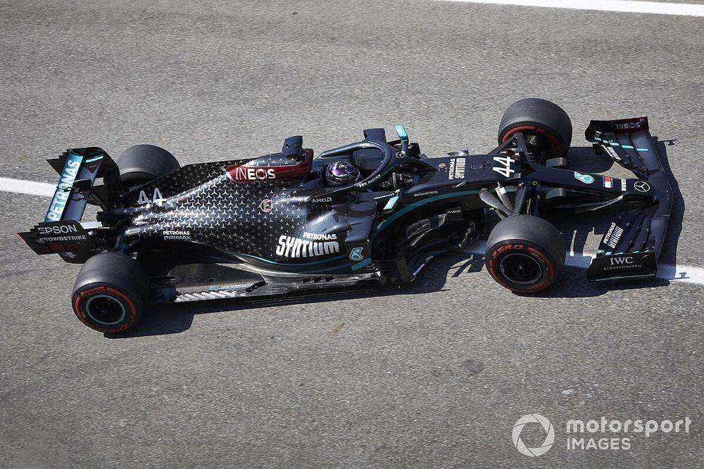 Mercedes, FIA kararından önce parti modu olmadan çalışmaya başlamış