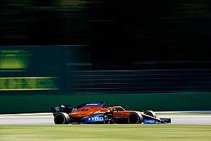 """Sainz, tras ser 3º en Italia: """"Aún estoy temblando"""""""