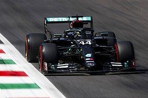 Hamilton bate o recorde de Monza e faz a pole para o GP da Itália de F1