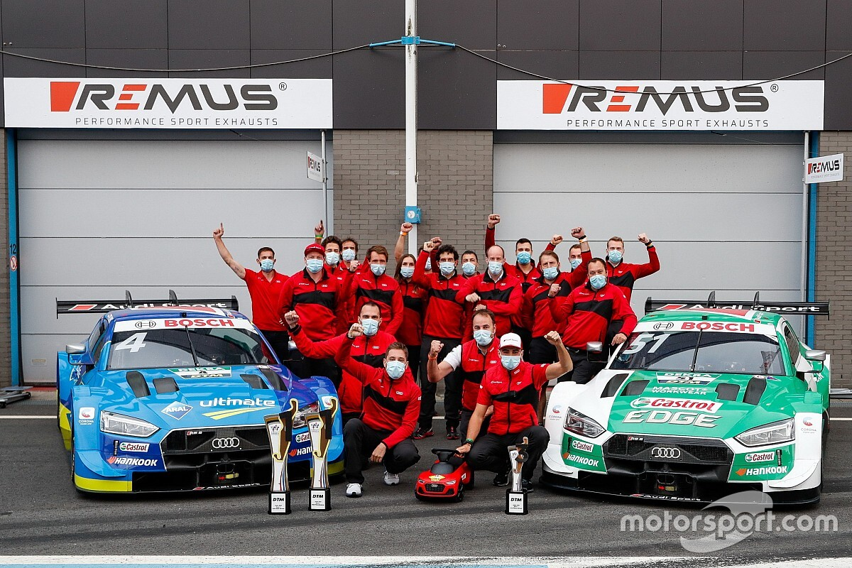 Abt team to remain in DTM under GT3 rules