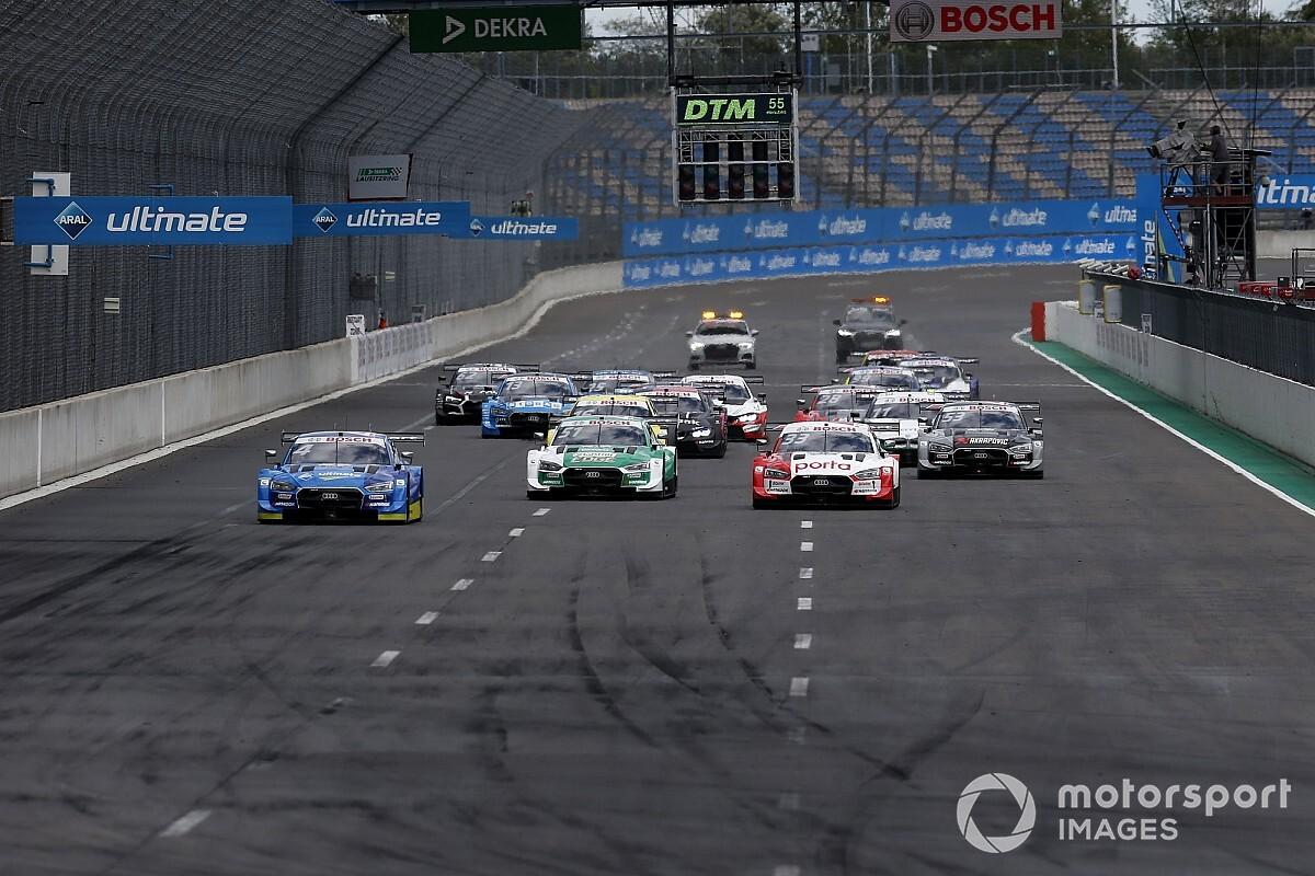 DTM, Audi'nin ayrılma kararından önce iki basamaklı şampiyona fikrini değerlendiriyormuş