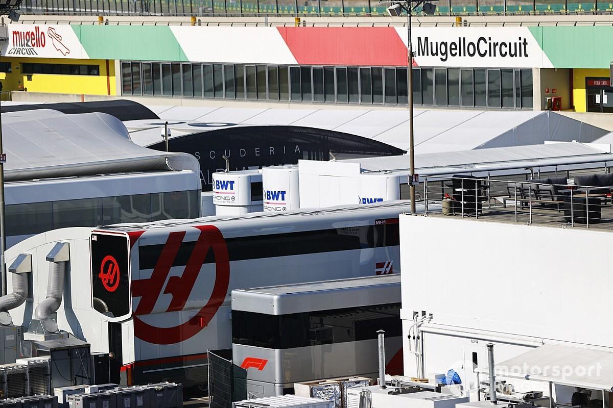 F1, casi di COVID in aumento: 10 positivi negli ultimi 5 giorni