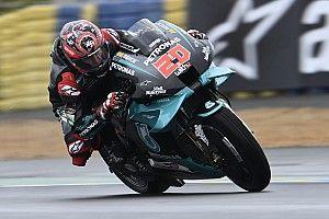 Куартараро опередил две Ducati в квалификации MotoGP в Ле-Мане