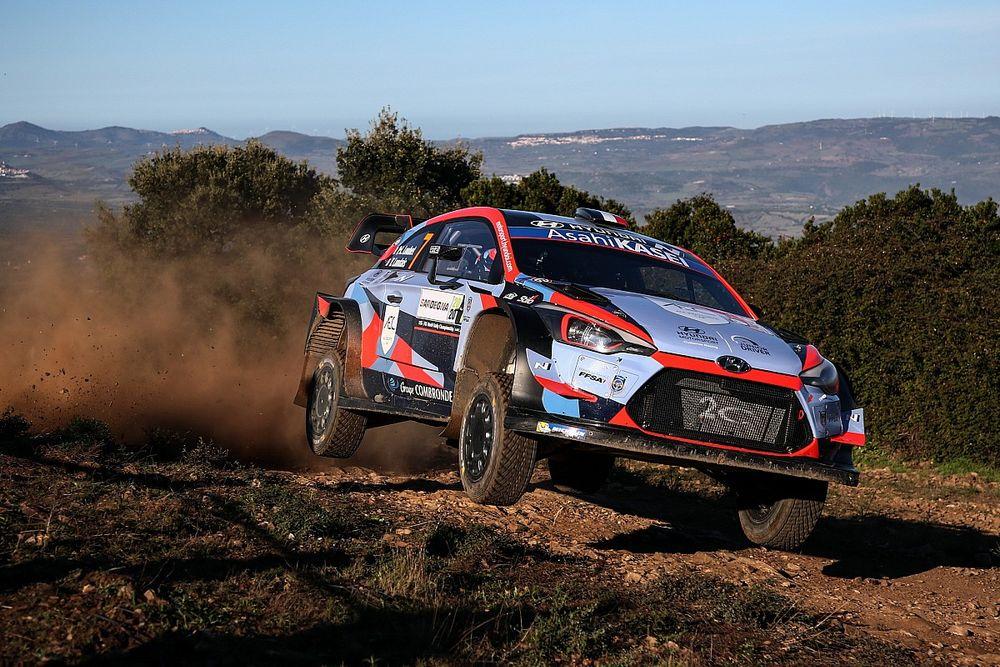 Tampil Penuh pada WRC 2021, Loubet Targetkan Tiga Reli