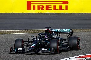 Mercedes: No safety concerns over Hamilton's steering wheel