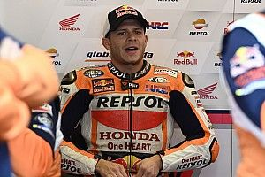 Honda Panggil Bradl untuk Gantikan Marquez di Qatar