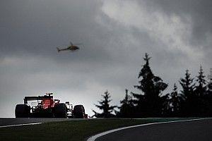 GP de Bélgica F1: las mejores fotos del sábado