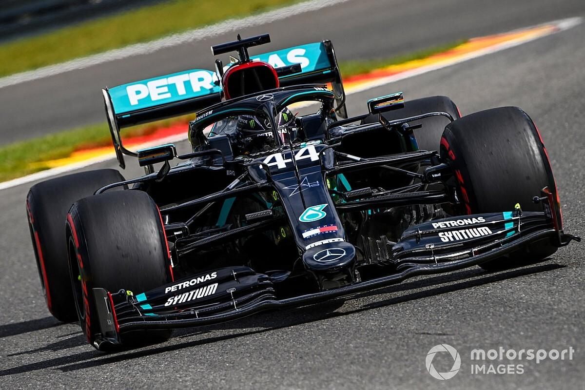 Hamilton: Red Bull heeft aangedrongen op verbieden 'party mode'