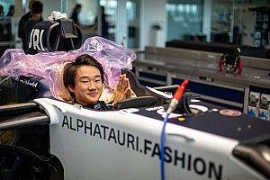 AlphaTauri favourite Tsunoda gets F1 Imola outing