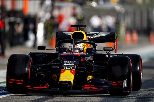 Verstappen lepszy od Red Bulla