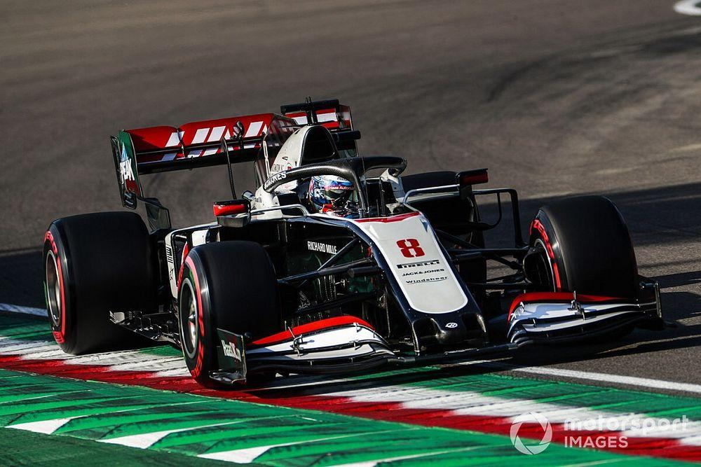 Grosjean 'doesn't like' F1 radio messages being broadcast