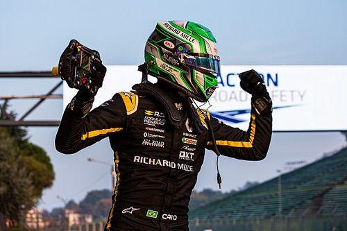 F3: MP Motorsport annuncia Caio Collet e Victor Martins