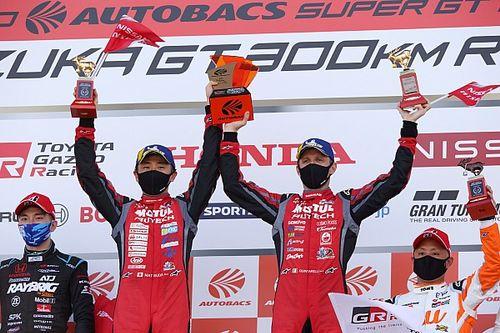 ロニー&松田組、待望の今季初勝利。ここからは「確実に得点するレース」でタイトル目指す