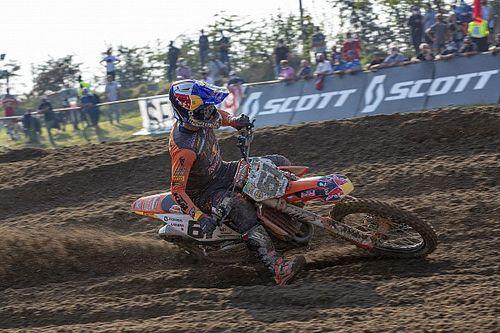 Prado suma su cuarto podio consecutivo en MXGP en Mantova