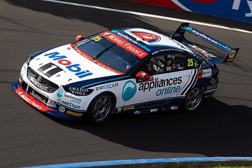 Bathurst 1000: Luff fastest in co-driver practice