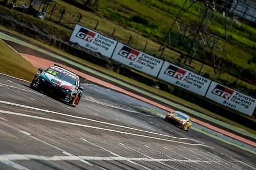 Stock Car: Bruno Baptista converte pole em vitória em Cascavel