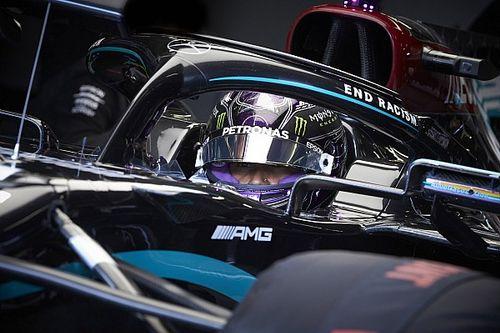 """Hakkinen over succes Hamilton: """"Blijven winnen is niet makkelijk"""""""