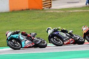 """Rossi assume son erreur: """"J'aurais dû faire plus attention"""""""