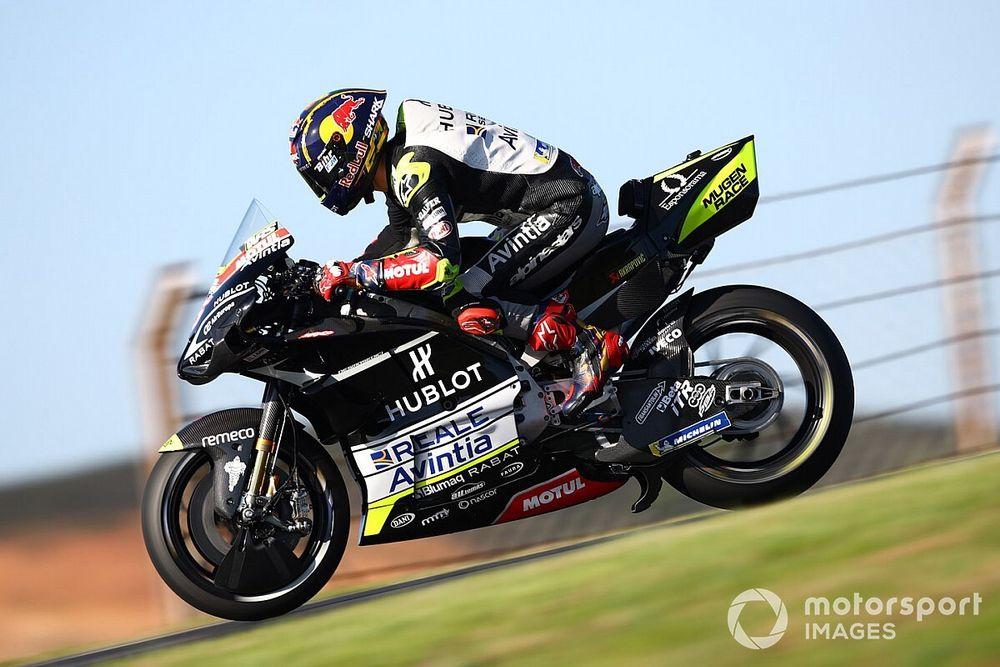 Zarco snelste op vrijdag van MotoGP Grand Prix van Portugal