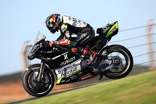 MotoGP, Portimao, Libere 2: zampata di Zarco, Rossi 21esimo