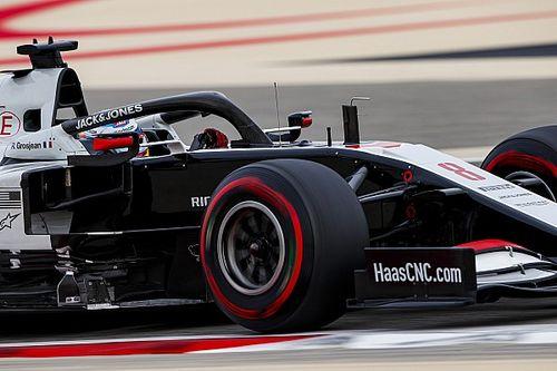"""Ritmo de volta de Grosjean é """"fenomenal"""", diz Magnussen"""