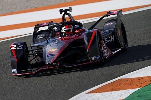 Nissan отложил презентацию нового болида до середины сезона Формулы Е