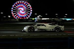Rolex 24, H15: Chip Ganassi Cadillac back in front