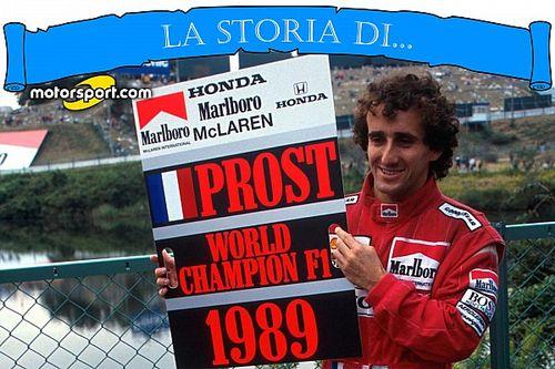 La storia di... Alain Prost