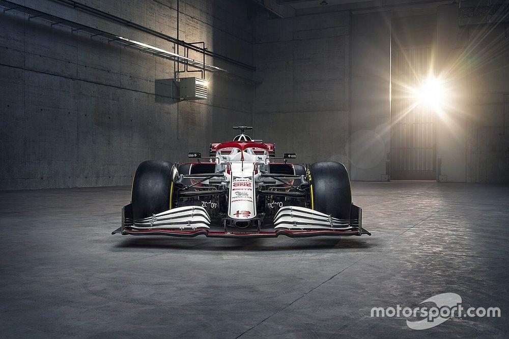 F1: Alfa Romeo explica decisão de gastar fichas em novo bico e modificações na dianteira do C41