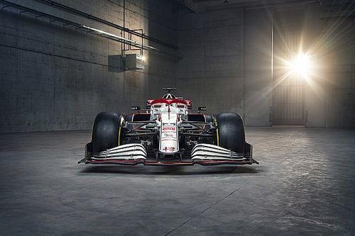 Alfa Romeo C41: c'è il musetto a papera e più rosso