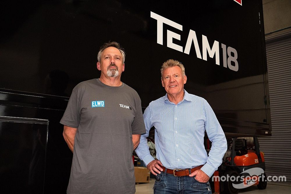 Team 18 signs renowned GRM engineer