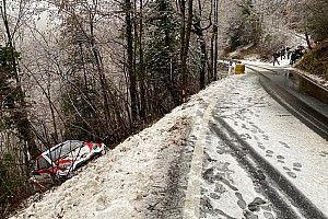 """WRC, Evans distrutto: """"Calcolato male il cambio di superficie"""""""