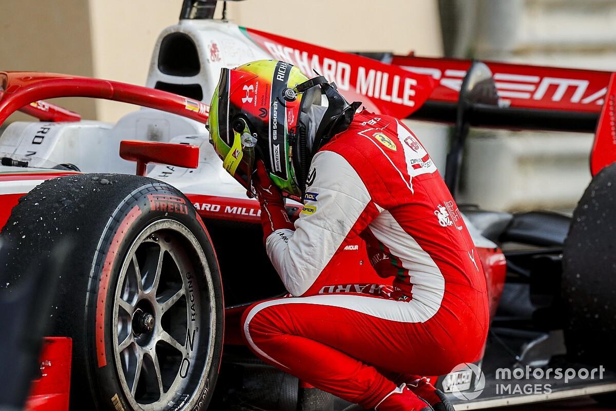 Sakhir F2: Schumacher crowned champion as Daruvala wins finale