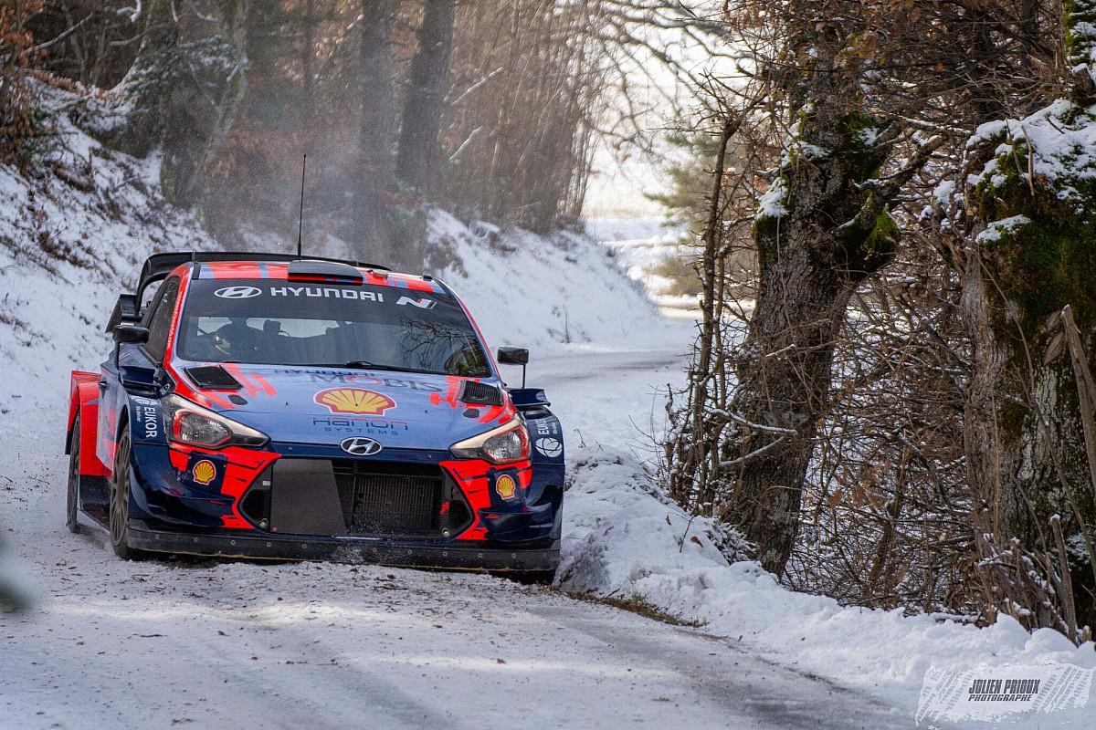 WRC, Hyundai: gara test in Estonia per preparare l'Arctic