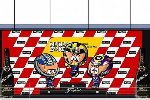 MiniBikers vintage: el polémico GP de España 2005