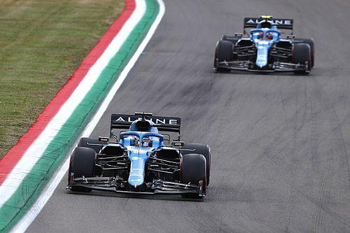 F1 2021: ¡así va el duelo entre compañeros en clasificación!