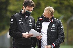 Jelang GP Emilia Romagna, Bottas Bantu Mercedes Lewat Simulator