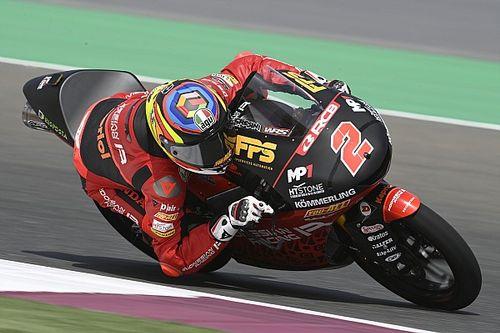 Moto3ポルトガル初日:コンディションに翻弄される1日に。トップはガブリエル・ロドリゴ