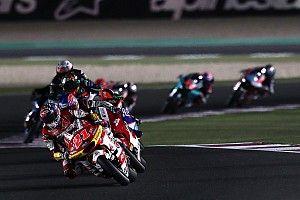 Di Giannantonio Tak Berdaya Hadapi Moto2 Doha
